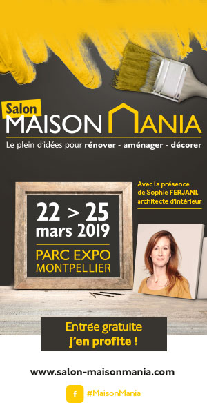 Banner Maisonmania 2019